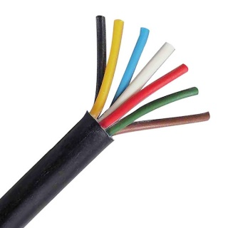 0-997-00 Roll 7 Core Automotive Electric Cable