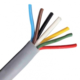 0-997-65 30m Roll 7 Core (Thin Wall) Automotive Electric Cable