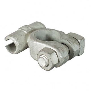 Standard SMMT Negative Battery Terminals - 9.5mm Hole | Re: 2-155-01