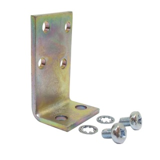 2070-40 Albright SW80 Solenoid L-Shape Mounting Bracket