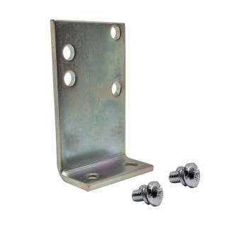 2155-165 Albright Large Solenoid L-Shape Mounting Bracket