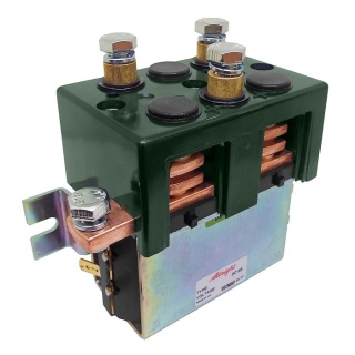 DC182B-4 Albright 24V DC Continuous Motor Reversing Solenoid Contactor