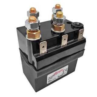 DC66-38P Albright 24V DC Reversing Solenoid Very Intermittent 80A IP66
