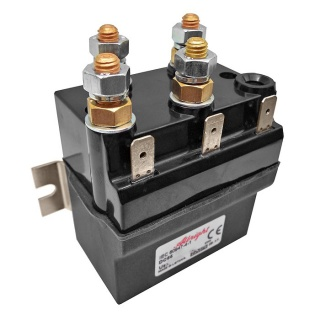 DC66-3P Albright 24V DC Reversing Solenoid Very Intermittent 80A IP66