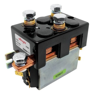 DC88B-6 Albright 36V DC Motor Reversing Solenoid Contactor Continuous