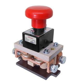 ED402-1 Double Pole Single Throw 400A Emergency Stop Switch
