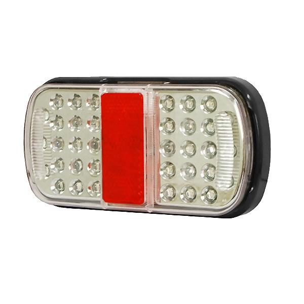 0 300 10 Rear 12v 24v Led Stop Tail Direction Indicator Lamp