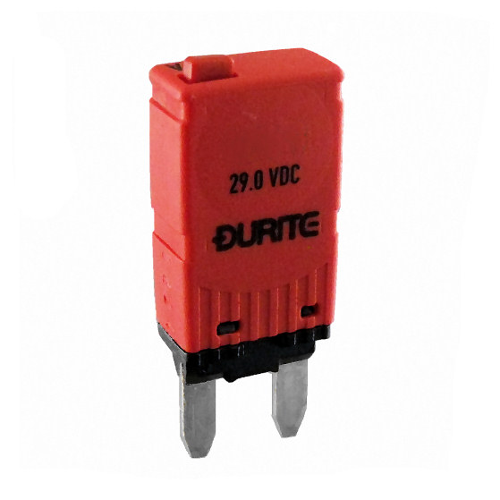 Cool 0 380 60 Durite 10A Red Mini Blade Circuit Breaker 12V 24V Wiring Digital Resources Funapmognl