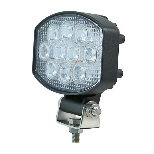 Round Led Work Light 12//24v Lamp durite 0-420-45