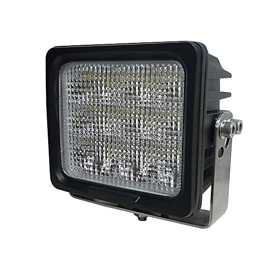 0 420 82 Durite 12v 24v Powerful Cree Led Work Lamp 7050lm Ip67