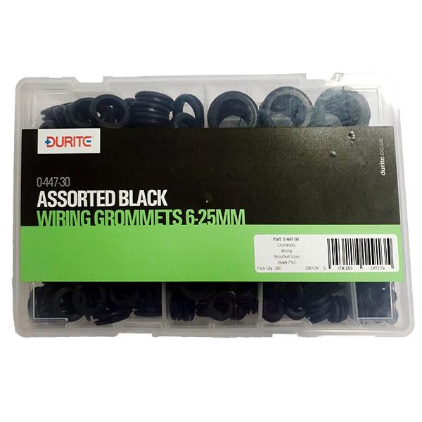 Pleasing 0 447 30 Durite Assorted Automotive Wiring Grommets Kit Wiring Database Gramgelartorg