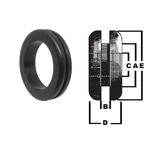 0-447-68 Pack of 10 Soft PVC Cable Wiring Grommets - 38mm Diameter on wiring plugs, wiring terminals, wiring batteries, wiring bolts, wiring covers, wiring accessories, wiring switches, wiring electrical, wiring lamps, wiring nuts, wiring conduit,