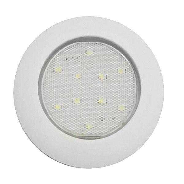 0-668-14 Durite SLIM 12V o 24V DC LED LAMPADA TETTO 129MM