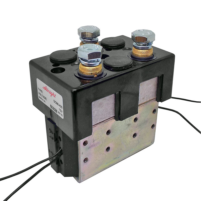 12V Albright DC88 Style Reversing Contactor Solenoid