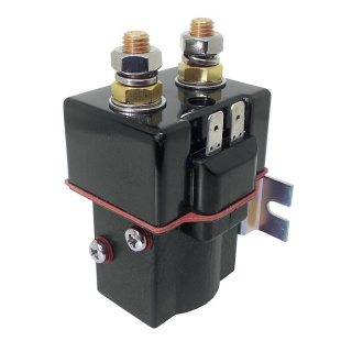 SU80-5062P Albright Single Acting 12V 150A Contactor - Continuous IP66