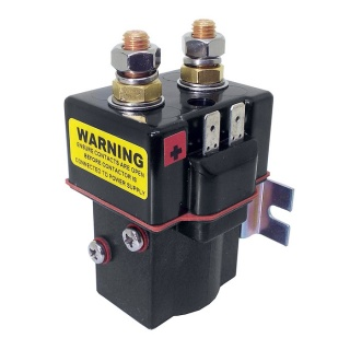 SU80-5388MP Albright Single Acting 24V 150A Contactor - Intermittent