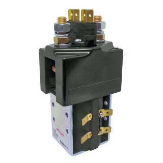 SW185AB-129 Albright 145V DC Single Acting Normally Closed Continuous Solenoid
