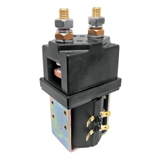 SW200-27 Albright Single Acting Solenoid Contactor 96V Continuous