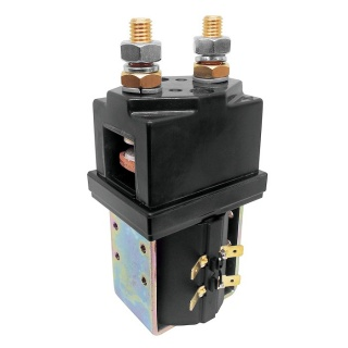 SW200-9 Albright Single Acting Solenoid Contactor 72V Continuous