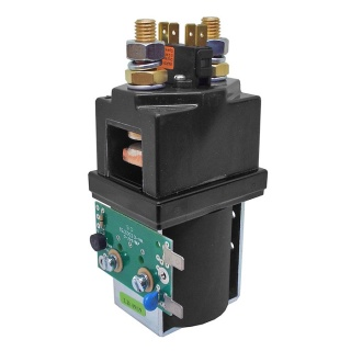 SW200A-24 Albright Single Acting Solenoid Contactor 110V Continuous