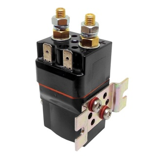 SW60-40P Albright 24V DC IP66 Sealed Miniature Solenoid Continuous 80A