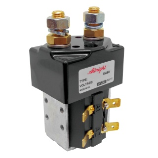 SW80-65 Albright Single Acting Solenoid Contactor 24V Continuous