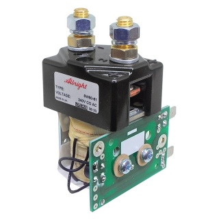 SW80-81 Albright Single Acting Solenoid Contactor 240VAC Continuous