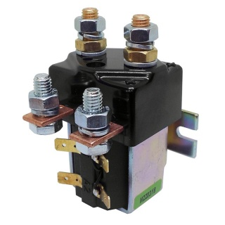 SW84-94 Albright Single Pole Double Throw Solenoid 24V Continuous