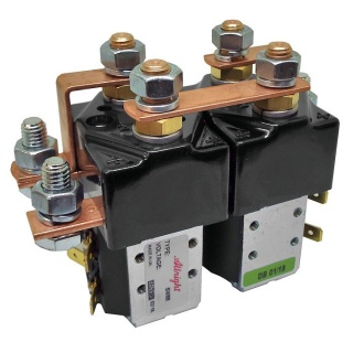 SW88-34 Albright Double Acting Reversing Solenoid 12V Intermittent