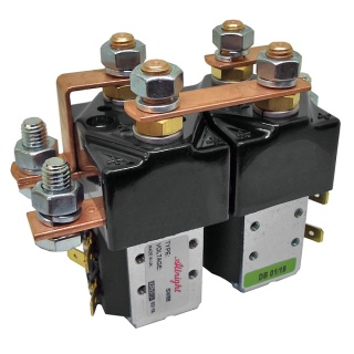SW88-46 Albright Double Acting Reversing Solenoid 24V Intermittent