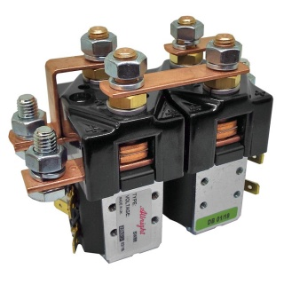 SW88B-8 Albright Double Acting Reversing Solenoid 48V Continuous