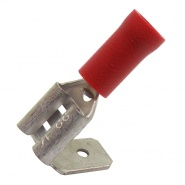 Durite Red 6.30mm Piggyback Automotive Crimp Terminal | Re: 0-001-33