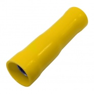 Durite Yellow 5.00mm Receptacle Crimp Terminals | Re: 0-001-38
