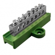0-005-38 Durite 7 Way Terminal Block