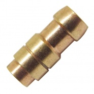 Durite Brass Crimp Nipples for Automotive Cable 1.00mm² | Re: 0-005-40