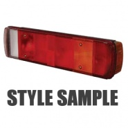 0-069-01 Left Hand Commercial Rear Lamp for Scania
