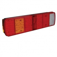 0-069-51 Commercial 24V LED Left Hand Combination Rear Lamp