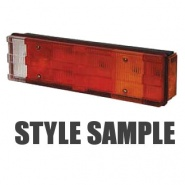 0-073-01 Left Hand Commercial Rear Lamp Suitable for Mercedes Sprinter