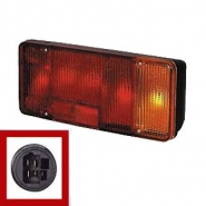 0-076-00 Right Hand Commercial Rear Lamp