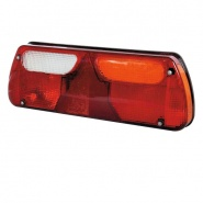 0-080-00 Right Hand Commercial Rear Trailer Lamp
