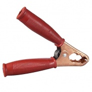 0-153-55 Red Handled 200A Extra Heavy Duty Crocodile Clip Jaw Opening 40mm