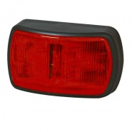 0-170-05 Red 12V-24V LED Rear Marker Light with Superseal Connection