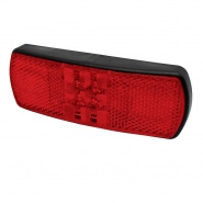 0-171-05 12V-24V LED Red Rear Marker Light with Superseal Connection