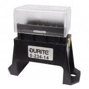 4 Way Standard Blade Fuse Box with Cover | Re: 0-234-14