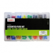 0-235-01 177 Durite Assorted Mini, Blade and Maxi Fuse Kit