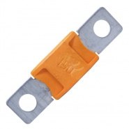 0-366-15 Durite Aftermarket Orange Mega Type Fuse - 150A