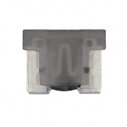 0-371-02 Pack of 10 Durite 2A Low Profile Mini Blade Fuse Grey