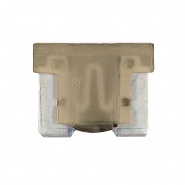 0-371-25 Pack of 10 Durite 25A Low Profile Mini Blade Fuse Neutral