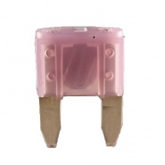 Durite 3A Violet Mini Blade or Spade Automotive Fuse | Re: 0-372-03