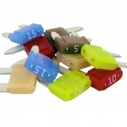 0-372-50 Pack of 10 Assorted Durite Mini Blade Fuses
